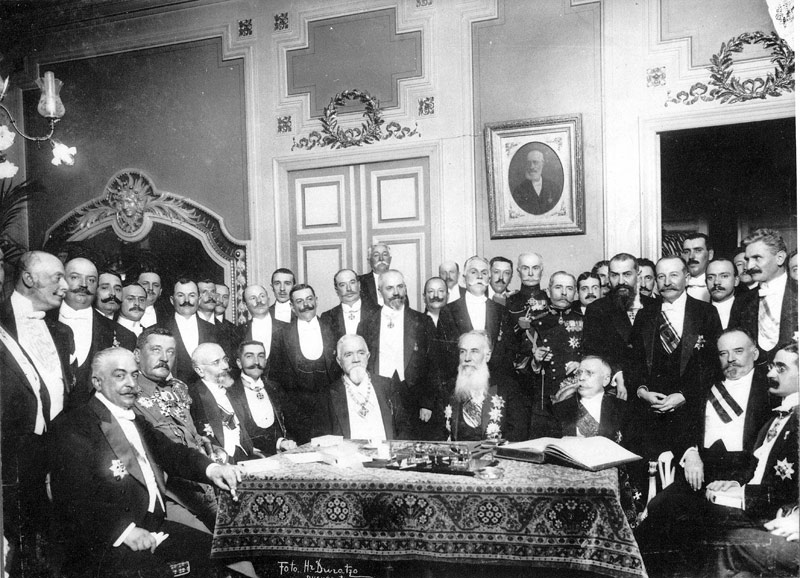 August 10 - The Treaty of Bucharest is signed at 10.30 a.m., ending the Second Balkan War.