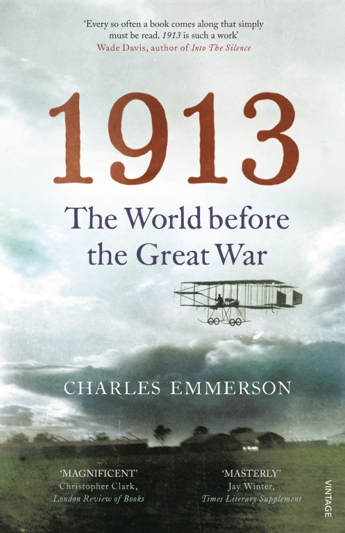 Charles Emmerson - The World Before the Great War