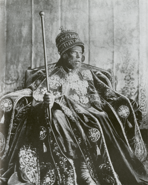 December 12 - Menelik II, the Emperor of Ethiopia since 1889, died at the age of 69