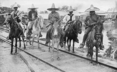 November 22 - In the Battle of Tierra Blanca, Pancho Villa's force of 5,500 men engage 7,000 federal troops under command of José Inés Salazar.