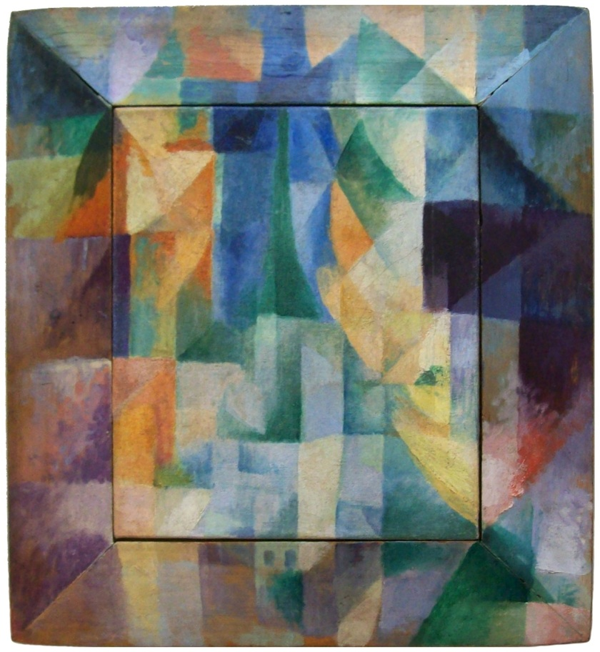 Robert Delaunay – Simultaneous Windows on the City