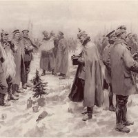 The Christmas Truce & The Football Match