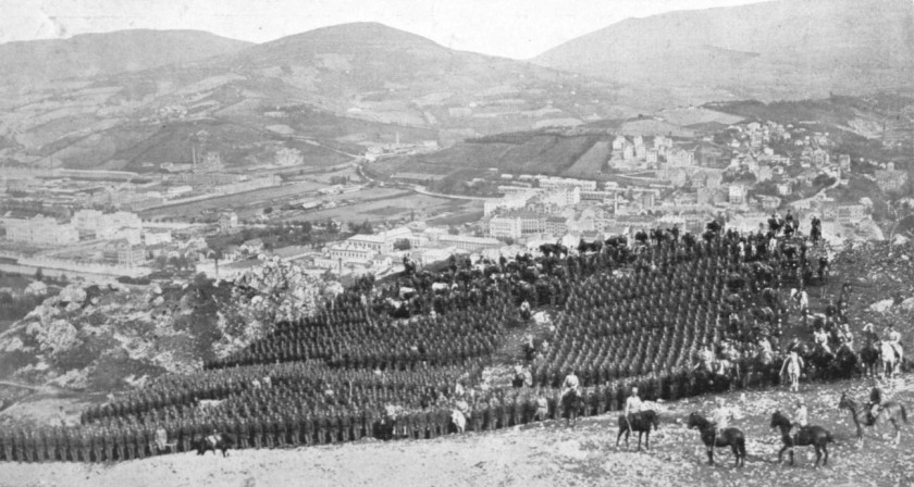 August 24 – Serbian troops defeat the Austro-Hungarian army at the Battle of Cer, marking the first Entente victory of the War.