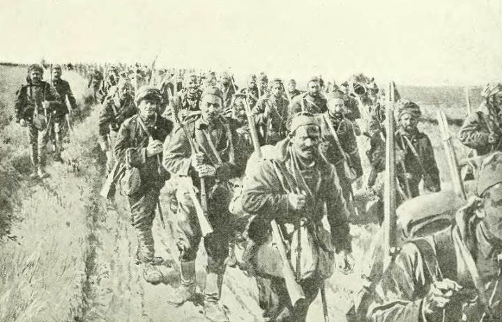 December 19 - The Battle of Kolubara ends, resulting in a decisive Serbian victory over Austria-Hungary.