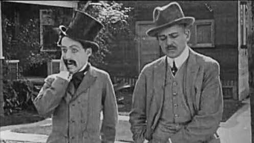 February 2 – Charlie Chaplin makes his film début, in the comedy short Making a Living