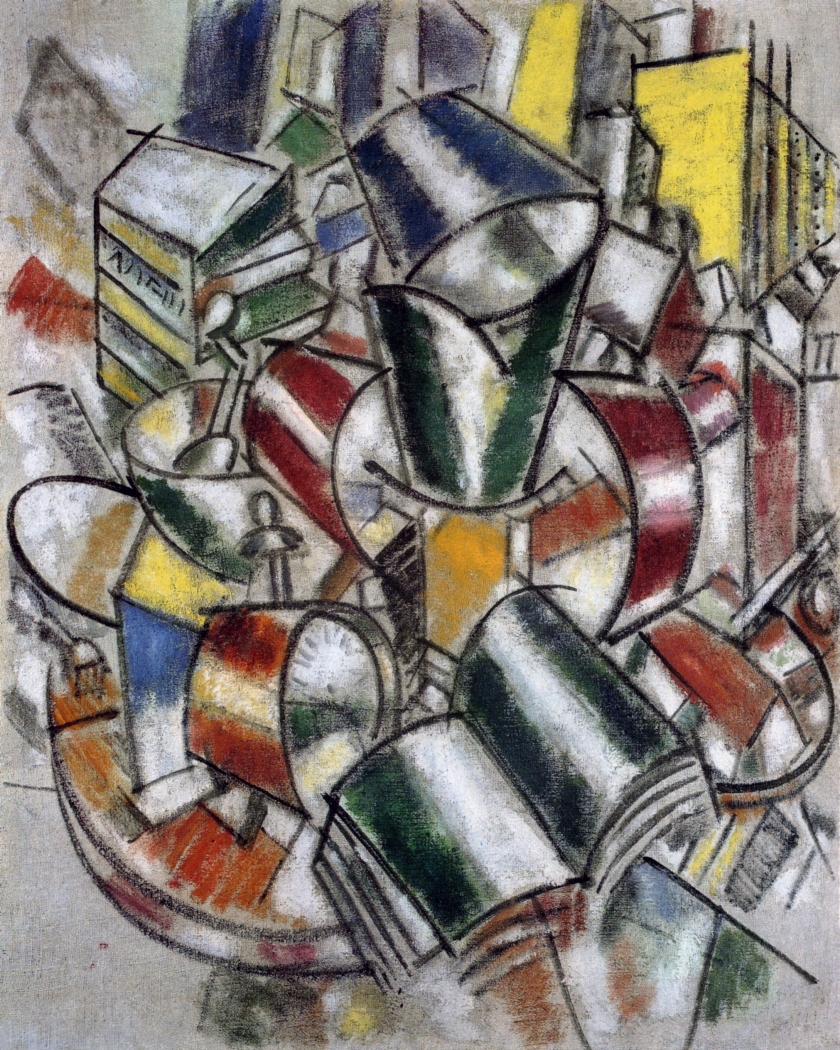 Fernand Léger – Nature morte (Still life)