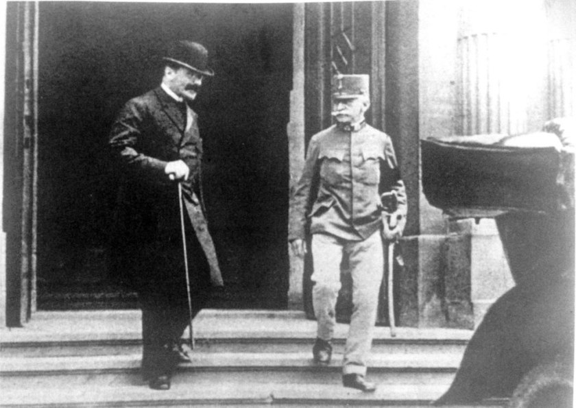 July 23 – Austria-Hungary presents Serbia with an unconditional ultimatum.