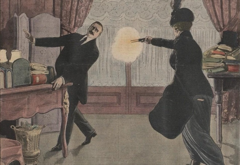 March 16 – Henriette Caillaux, wife of French minister Joseph Caillaux, murders Gaston Calmette, editor of Le Figaro, fearing publication of letters showing she and Caillaux were romantically involved