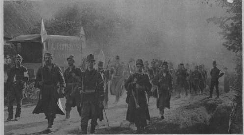 October 31 – At The Battle of the Yser, the Belgian army halts the German advance, but with heavy losses