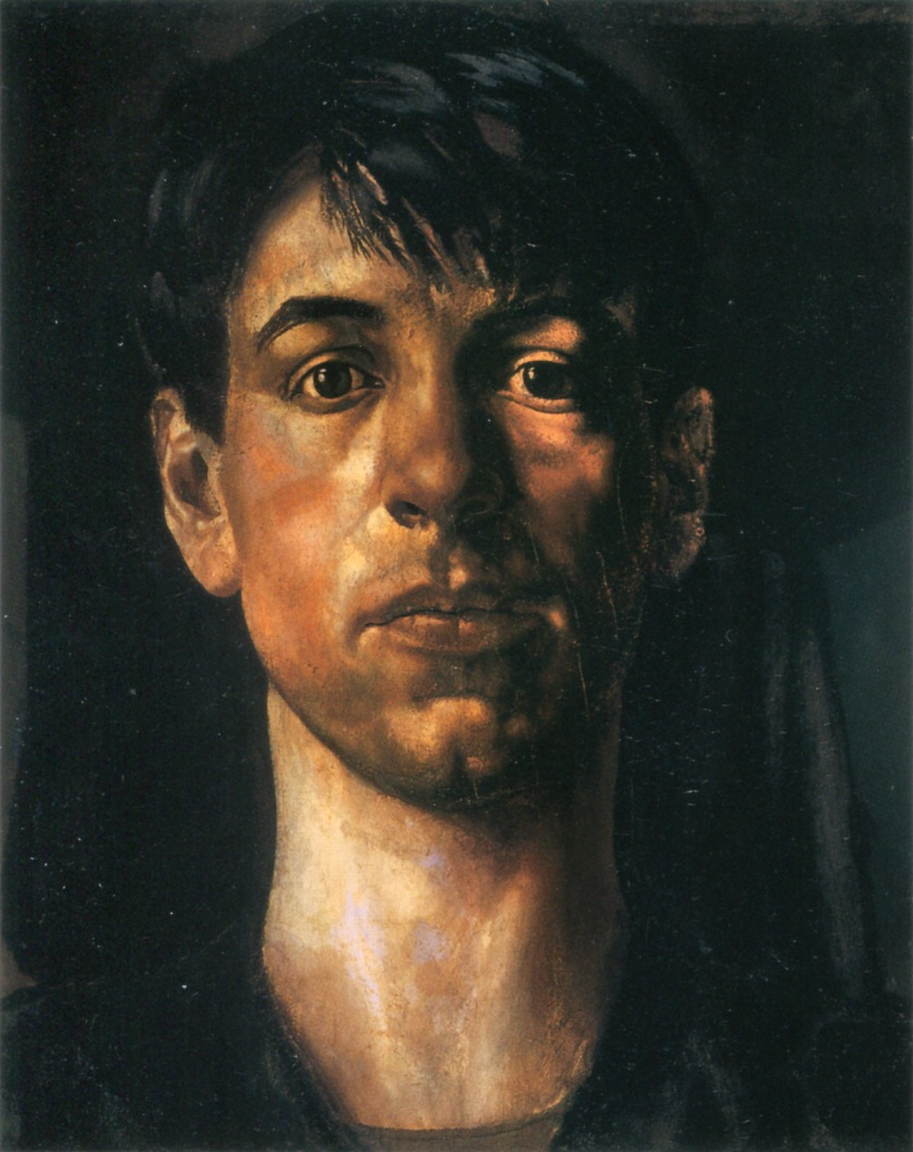 Stanley Spencer – Self-portrait