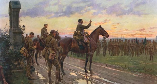 May 9 – German and French forces fight to a standstill at The Second Battle of Artois, German forces defeat the British at the Battle of Aubers Ridge.