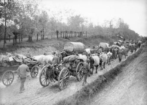 October 15 – Austria-Hungary invades the Serbia. Bulgaria enters the war, also invading Serbia. The Serbian First Army retreats towards Greece.