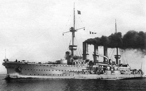 October 23 – The torpedoing of armored cruiser SMS Prinz Adalbert results in 672 deaths, the greatest single loss of life for the Imperial German Navy in the Baltic Sea during the war.