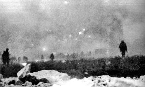 September 25 – British forces take the French town of Loos, but with substantial casualties, and are unable to press their advantage. This is the first time the British use poison gas in World War I.
