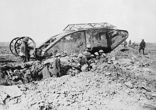 September 6 – The prototype military tank is first tested by the British Army.