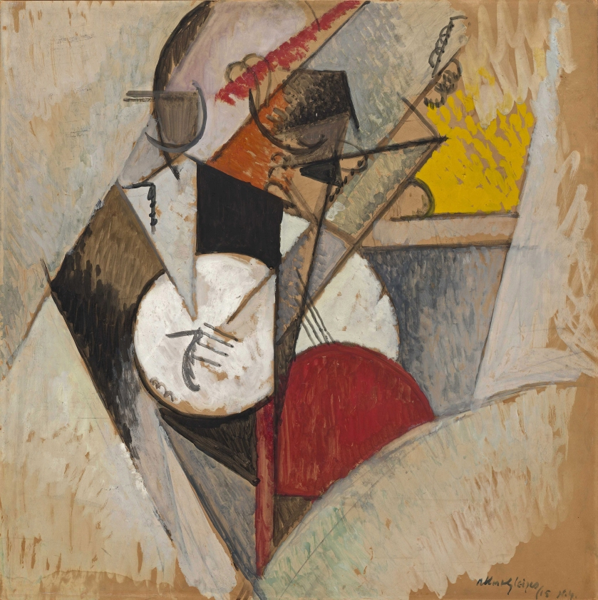 Albert Gleizes - Composition for 'Jazz'