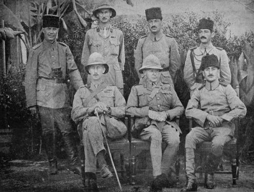 April 29 – The Siege of Kut ends with the surrender of British forces to the Ottoman Empire, at Kut-al-Amara on the Tigris in Basra Vilayet.