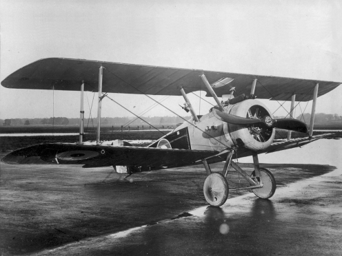 December 22 – The British Sopwith Camel aircraft makes its maiden flight. It is designed to counter the German Fokker aircraft.