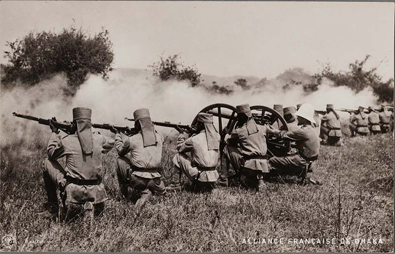 February 12 – At The Battle of Salaita Hill, South African and other British Empire troops fail to take a German East African defensive position.