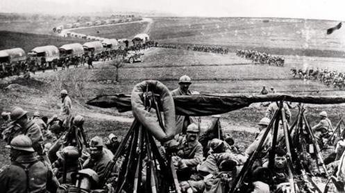 February 21 – The Battle of Verdun begins in France.