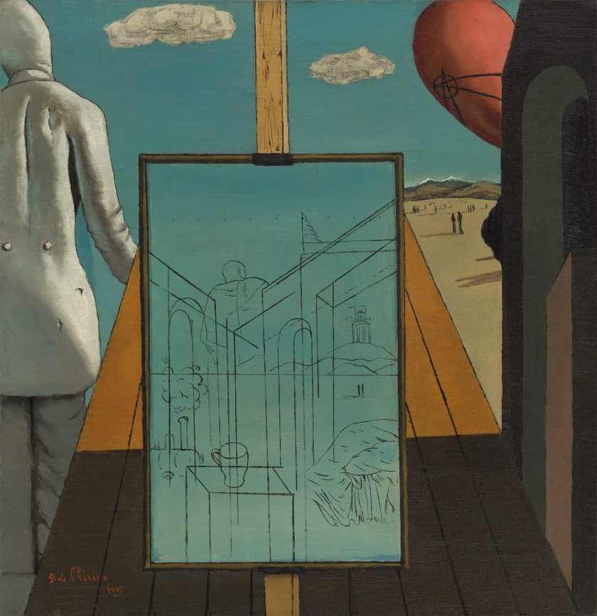 Giorgio de Chirico – The Double Dream of Spring