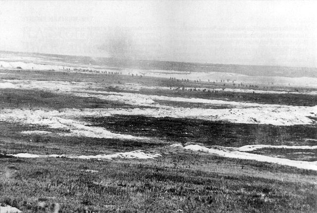 July 1 - On the first day of The Battle of The Somme around 30,000 British, French and German soldiers are killed