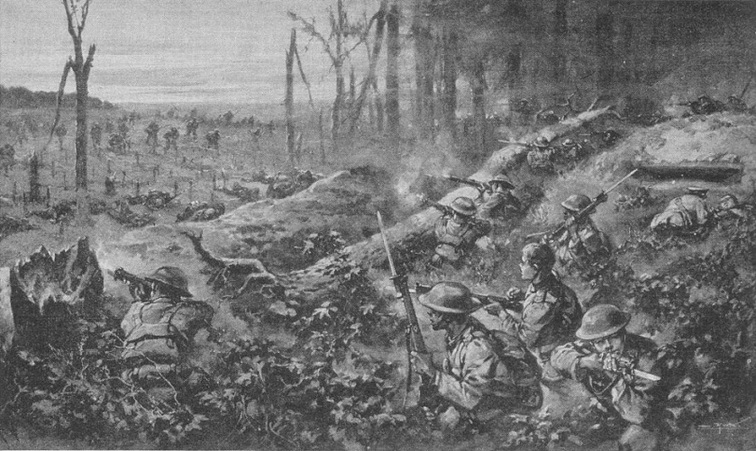 July 15 – Battle of Delville Wood – 766 men from the South African Brigade are killed, in South Africa's biggest loss during the First World War.