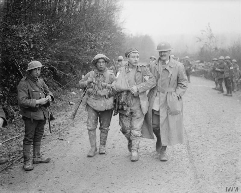 November 18 – After 5 months and nearly half a million British casualties, BEF commander Douglas Haig calls off the Battle of the Somme.
