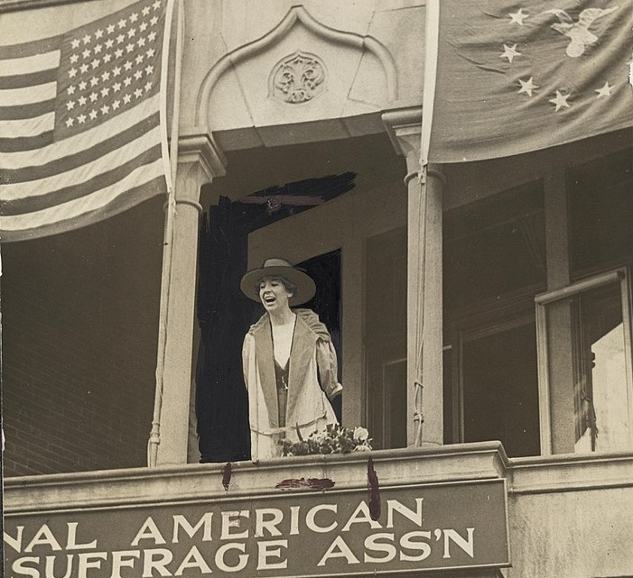 November 7 - Republican Jeannette Rankin of Montana becomes the first woman elected to the United States House of Representatives.