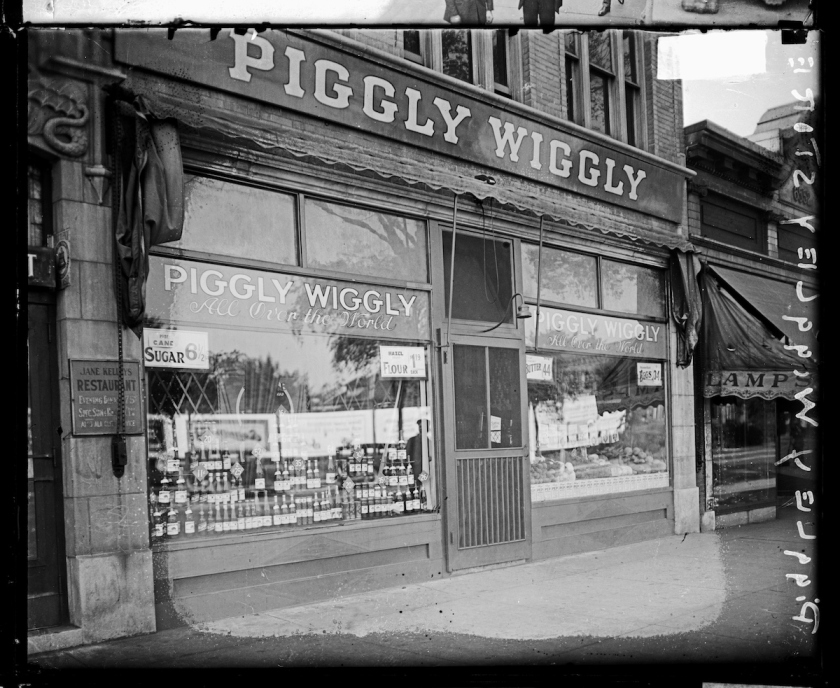 Front Of The Piggly Wiggly Store
