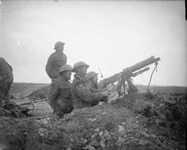 April 9 – At The Battle of Arras British Empire troops make a significant advance on the Western Front but are unable to achieve a breakthrough.
