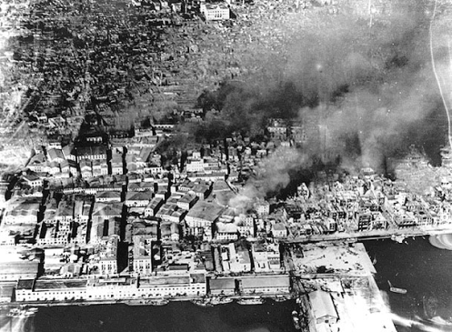 August 18 – The Great Thessaloniki Fire in Greece destroys 32% of the city, leaving 70,000 homeless.