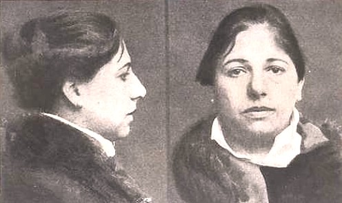 February 13 - Mata Hari is arrested in Paris for spying
