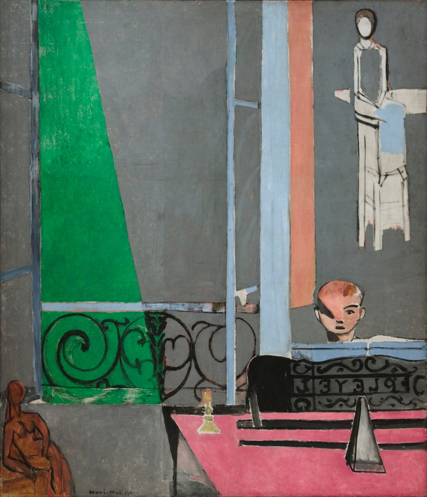 Henri Matisse – The Piano Lesson