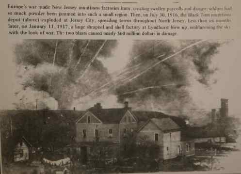 January 11 – Unknown saboteurs set off the Kingsland Explosion, one of the events leading to United States involvement in WWI