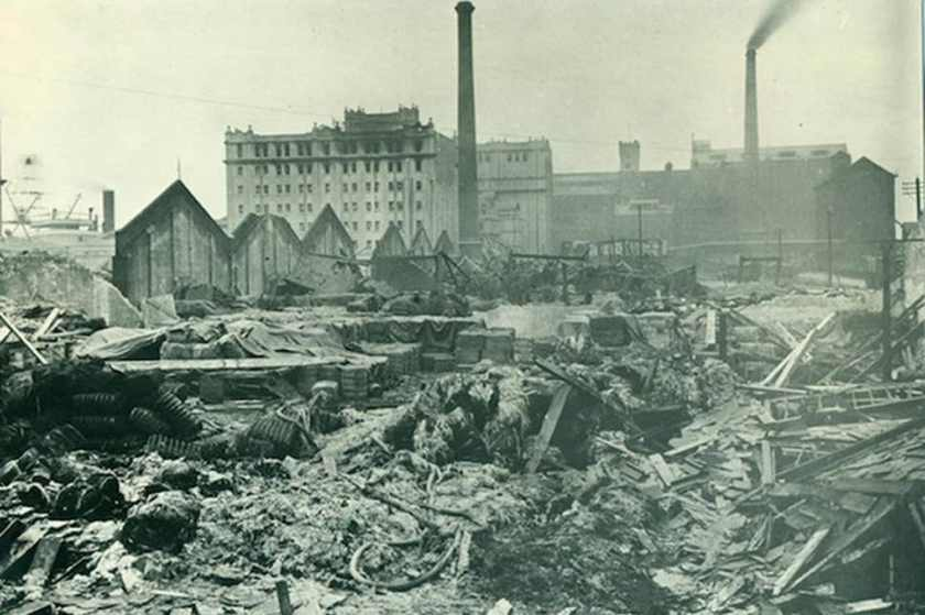 January 19 – A blast at a munitions factory in London kills 73 and injures over 400