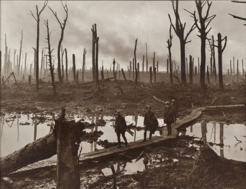 July 31 – The Battle of Passchendaele - aAllied offensive operations commence in Flanders.
