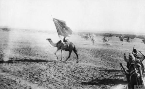July 6 - At the Battle of Aqaba Arabian troops, led by T. E. Lawrence, capture Aqaba from the Ottoman Empire.