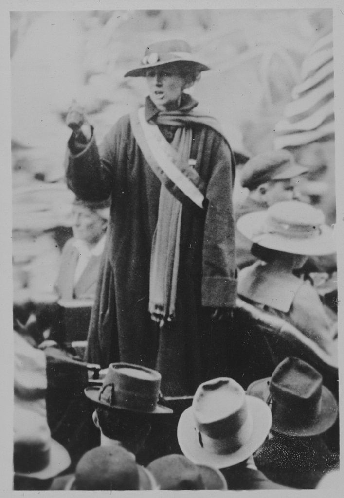 November 15 - 'Night of Terror' in the United States - Influential suffragettes from the Silent Sentinels are deliberately subjected to physical assaults by guards while imprisoned.