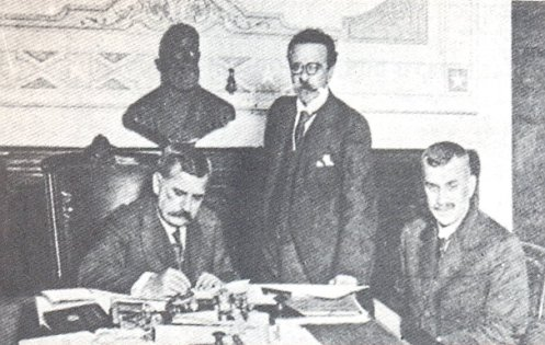 October 26 – Brazil declares war against the Central Powers.