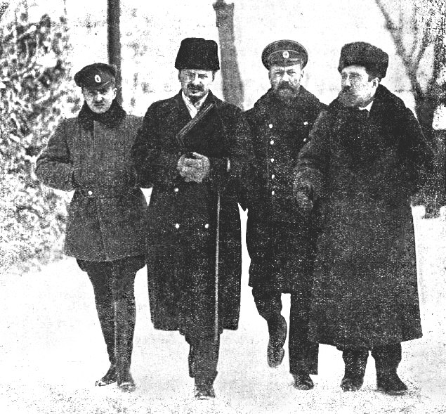 September 23 – Leon Trotsky is elected Chairman of the Petrograd Soviet.
