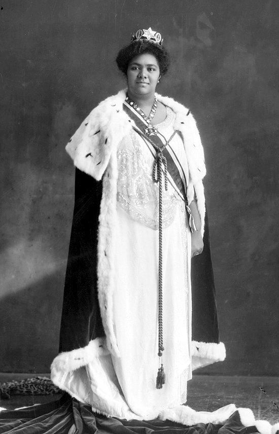 April 5 – Sālote succeeds as Queen of Tonga - she will remain on the throne until her death in 1965