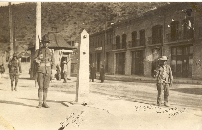 August 27 – U.S. Army forces skirmish against Mexican Carrancistas and their German advisors at Nogales, Arizona, in the only battle of WWI fought on United States soil.