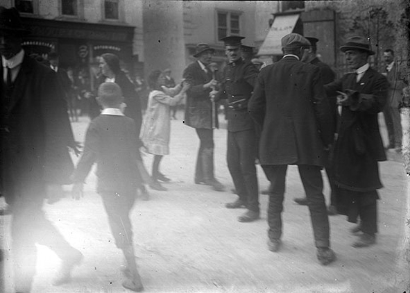 December 28 – Sinn Féin wins wins 73 of the 105 seats in the Irish General Election. Countess Constance Markievicz, while detained in Holloway Prison (London), becomes the first woman ele