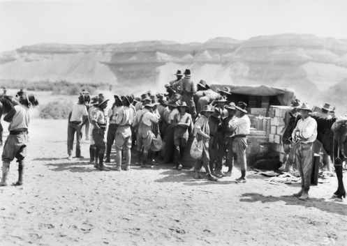February 19 – The Capture of Jericho by the Egyptian Expeditionary Force begins the British occupation of the Jordan Valley