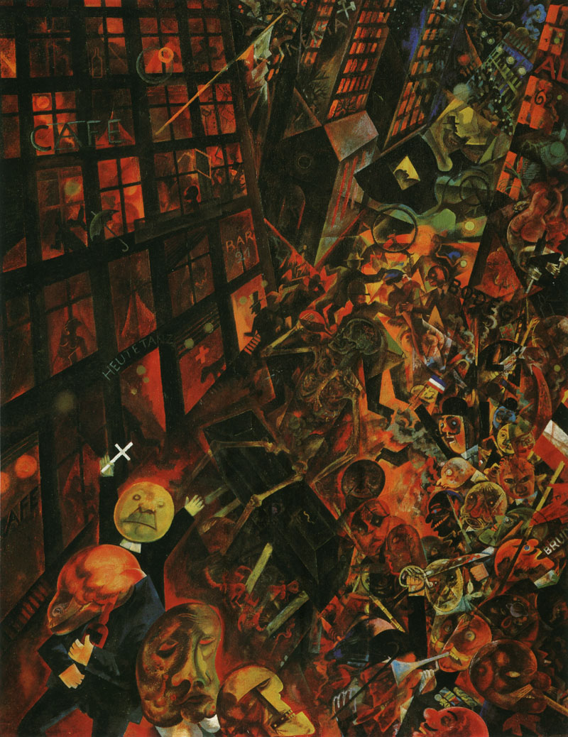 George Grosz – The Funeral