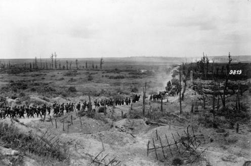 July 15 – The Second Battle of the Marne begins near the River Marne, with a German attack