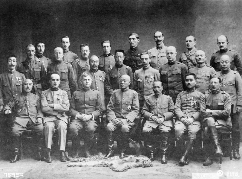 July 3 – The Siberian Intervention is launched by the Allies, to extract the Czechoslovak Legion from the Russian Civil War
