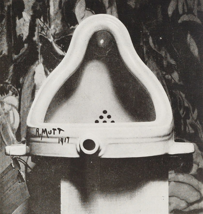 Marcel Duchamp – Fountain