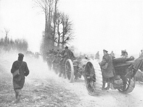 March 21 – The Spring Offensive by the German Army begins with Operation Michael - there are nearly 20,000 British Army dead on the first day